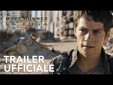 Maze Runner: la Fuga  | Trailer Ufficiale #2 [HD] | 20th Century Fox