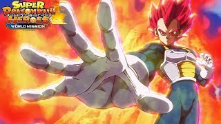 SSG VEGETA IS GREAT UNIT ONLINE BATTLES | SUPER DRAGON BALL HEROES WORLD MISSION