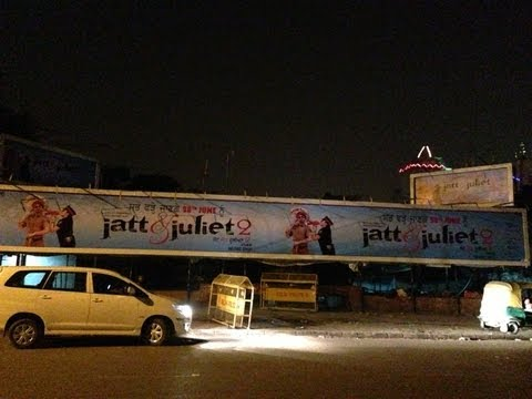 Jatt & Juliet 2 in Delhi | Releasing 28 June 2013 | Only Dosanjh...