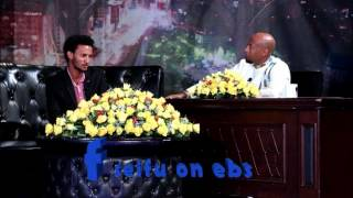 Balageru Idol Winner Dawit Tsege Interview At Seifu Show