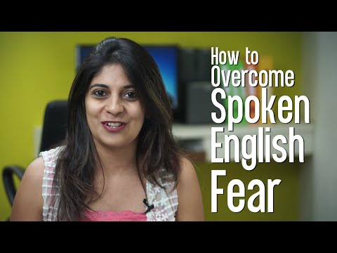 05 Tips  To Kill Spoken English Fear - Free English Lessons video