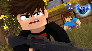 Minecraft: FREE FIRE TORNEIO - A PRIMEIRA KILL !! ‹ Ine Games ›