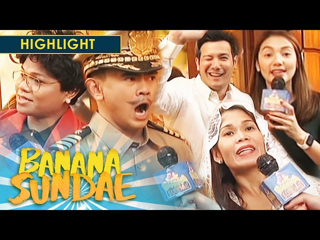 "Banana Sundae: Banana Sundae invades ""A Second Chance"" Premiere Night"