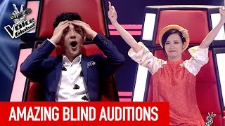 The Voice Kids | AMAZING Blind Auditions [PART 2]