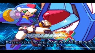 Megaman ZX Fan Dub Part 1-MEGAMERGE!! (2/2)
