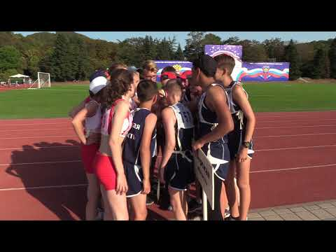 ПРЕЗИДЕНТСКИЕ СПОРТИВНЫЕ ИГРЫ: Легкая атлетика