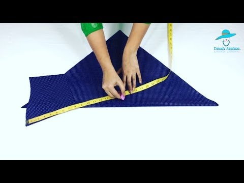 Bell Sleeves Cutting and Stitching || trendy Fashion
