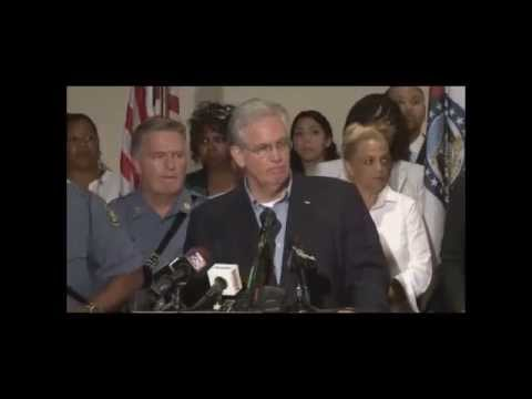 FULL Governor Nixon press conference (About Ferguson and Mike Brown) Aug 16 2014