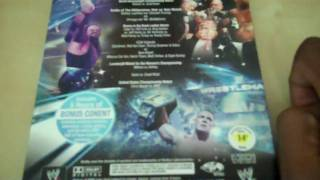 Wrestlemania DVD Collection