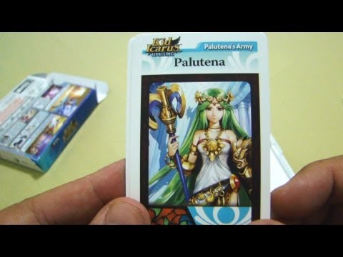 Unbox: Kid Icarus Uprising - Nintendo 3DS