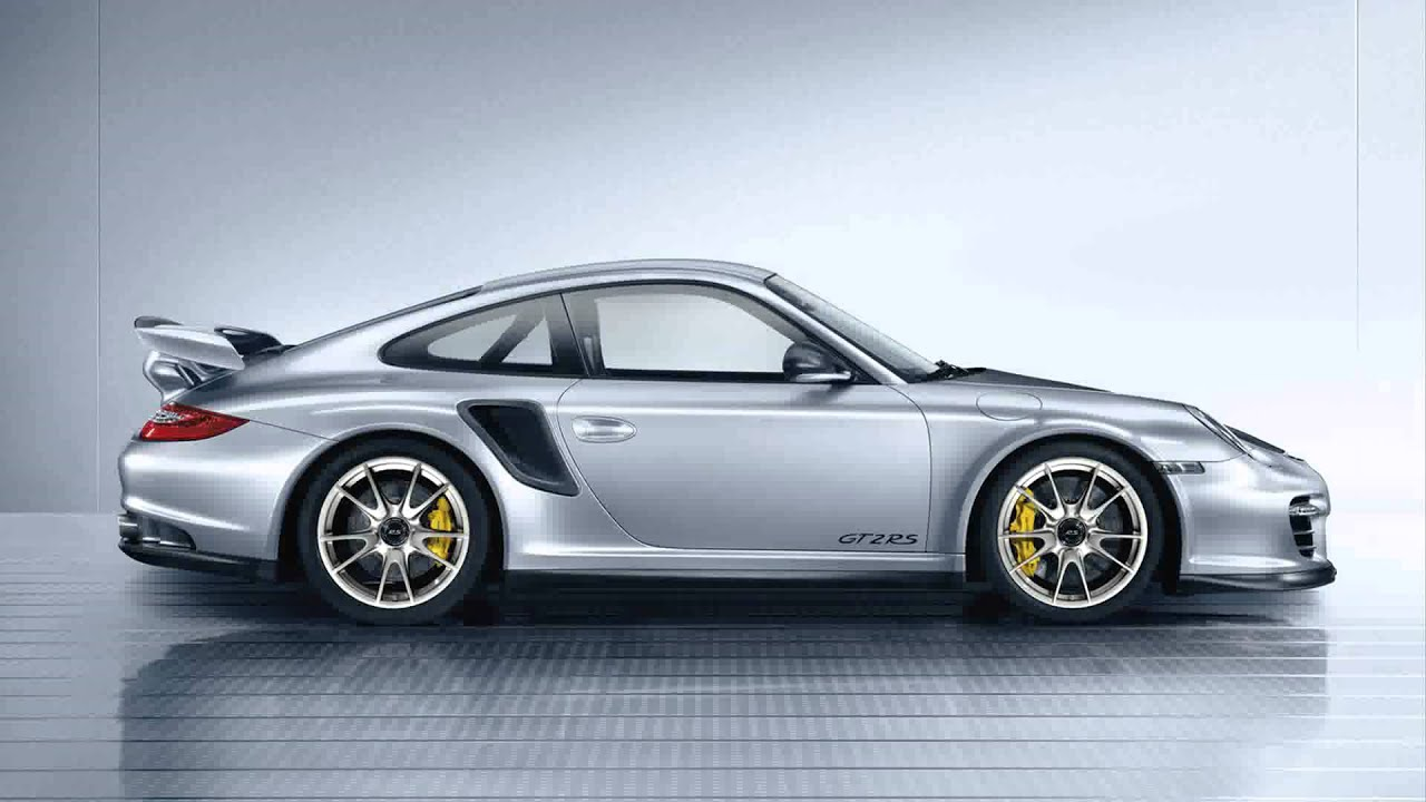 GT2 RS car - Color: Silver  // Description: beautiful powerful