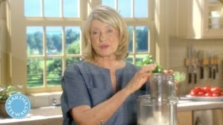 How to Make Pasta Dough with a Food Processor - Martha Stewarts Cooking School