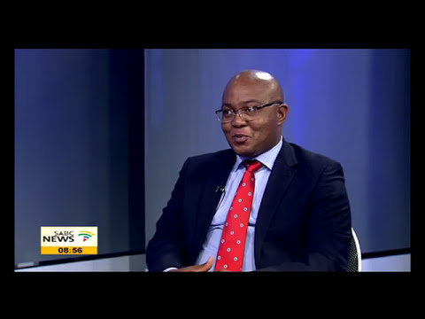 kabelo Makeke gives tips on financial matters