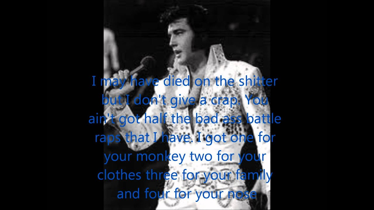 Thats all i know lyrics