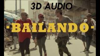 3D AUDIO Enrique Iglesias ft Sean Paul ENGLISH VER