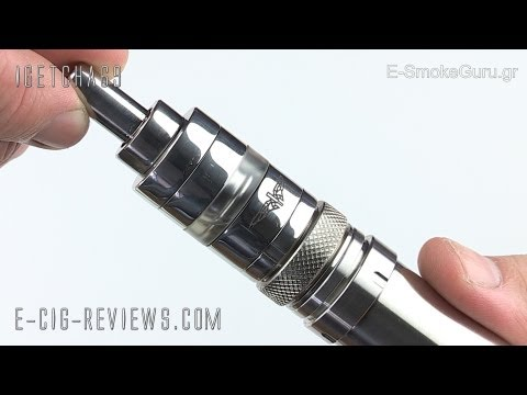 REVIEW OF THE ITHAKA REPAIRABLE ATOMISER