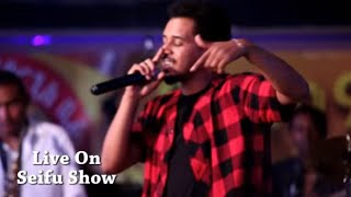 Mike Solo Live On Seifu Show