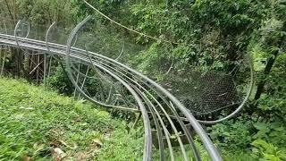 Bóc phốt trò chơi xe trượt tại khu du lịch thác Dambri