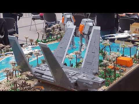 Hobby Modell Spiel Messe Leipzig 2017 Lego Star Wars Lego Technik