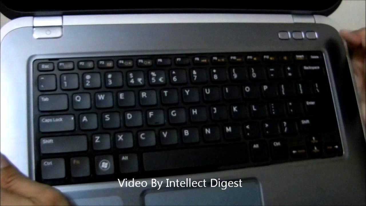 Dell Inspiron 14z 5423 Keyboard Dell Inspiron 14z Ultrabook
