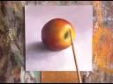 Apple - Daily Painting by Jos van Riswick
