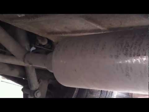 Прямоток на ваз 2106 видео