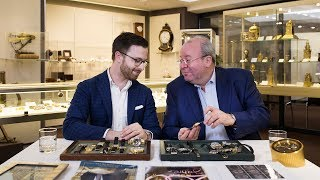 Talking Watches With René Beyer