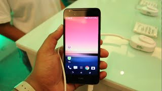 HTC Desire 628 Dual SIM Hands on, Camera, Features