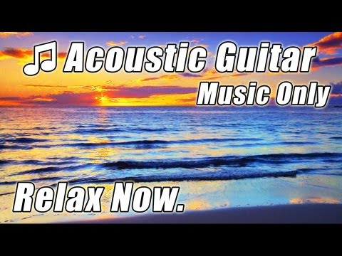 CONCENTRATION MUSIC Relaxing Classical GUITAR Acoustic for Studying Relax Focus Study Songs Playlist
