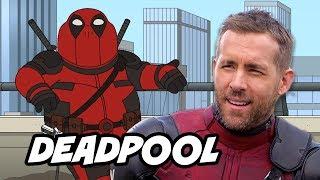Deadpool Family Guy Episode and Deadpool 2018 TV Series