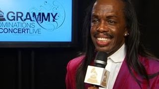GRAMMY Awards Nomination Show Interview - Verdine White
