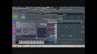 FL Studio [Psytrance Open Project Vol.02]