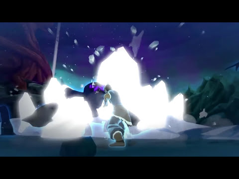 The Legend of Korra Video Launch Trailer