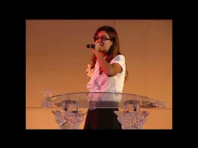 "Amanda Beatrice ""Louve"" ao vivo"