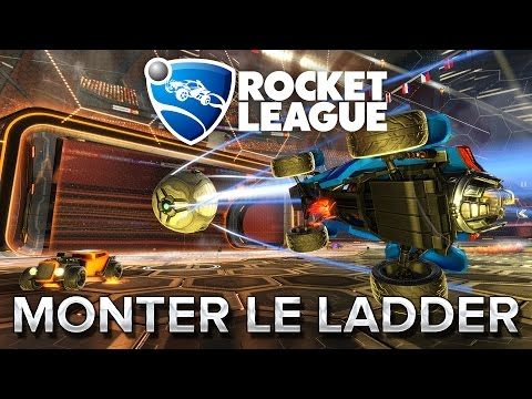 Rocket League : Monter le ladder