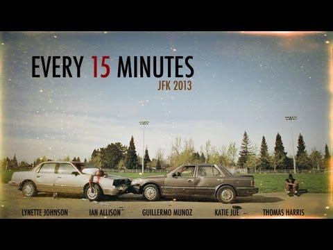 Every 15 Minutes 2013 - JFK High - Sacramento, CA