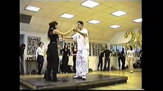 8lecie SL: warsztaty z Mimo/Niemcy, Noche de Salsa 2003