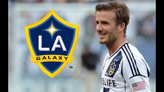 Top 5 Goals From David Beckham 2012