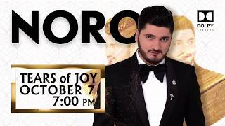 "NORO  ""Tears Of Joy""  Live in Concert at DOLBY THEATRE, October 7, 2018"