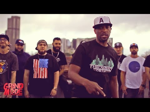 Masta Ace - Grind Mode Cypher pt. 1 (prod. by Geoff Grey)