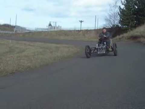 ELECTRIC TRIKE TEST