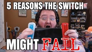 5 reasons the SWITCH might FAIL!