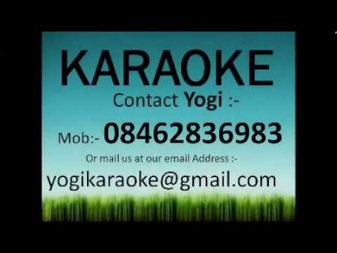 Aap ko hum se bichade karaoke track