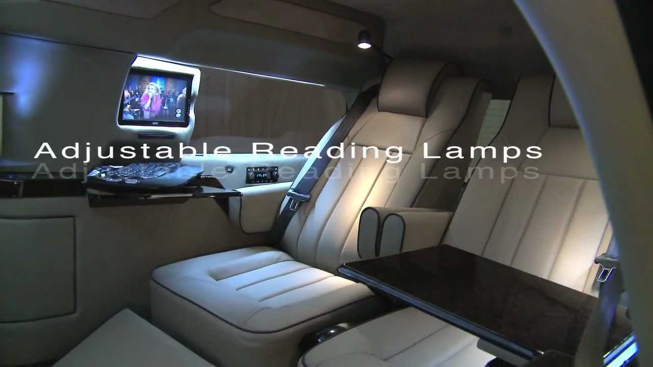Ceo Suv Mobile Office Productivity Vehicle Www Big Limos
