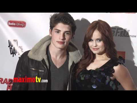 adam dimarco and debby ryan dating game