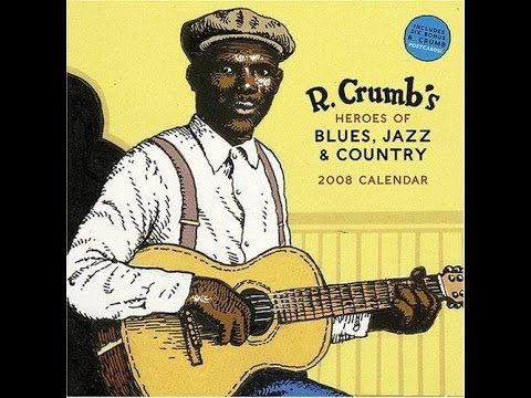 Robert  Crumb's, Heroes of Blues Jazz and Country