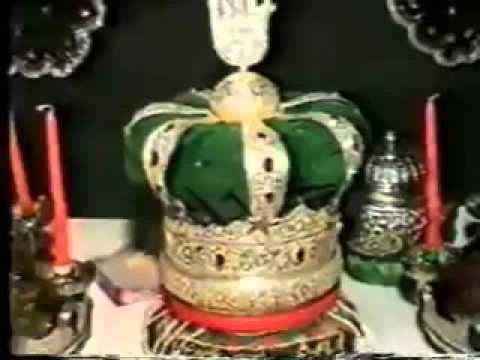 Fatemah Ladak Qasim di Mehndi Noha
