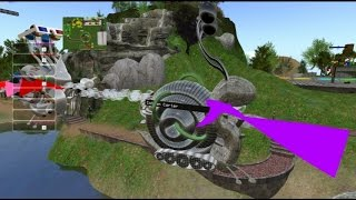 Giant snail race 390 15 Aug 22 Robots 2