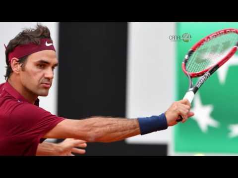 Señal Deportiva: Federer fuera del Masters 1000 de Roma