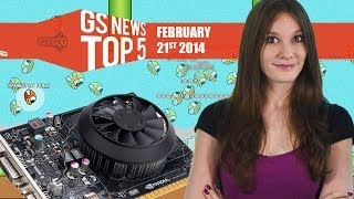 GS News Top 5 - PS4 Doubles Xbox One Sales, Is Titanfall Better On PC?